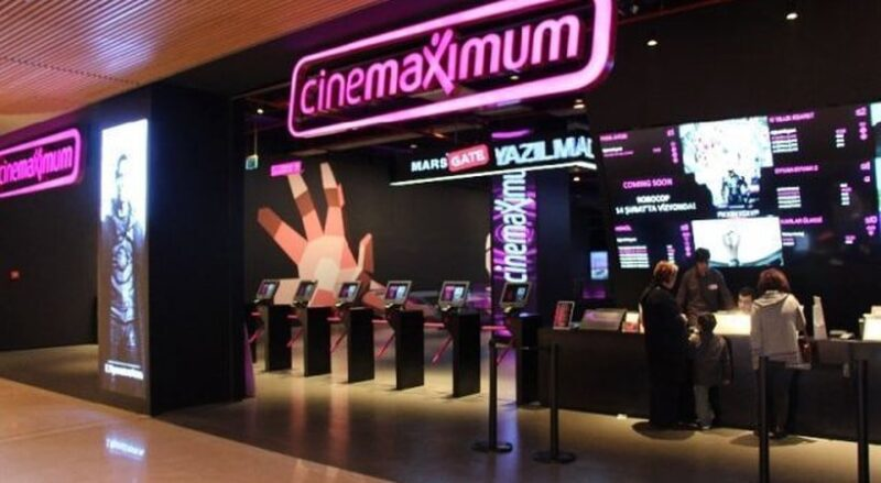 gaziemir optimum sinema
