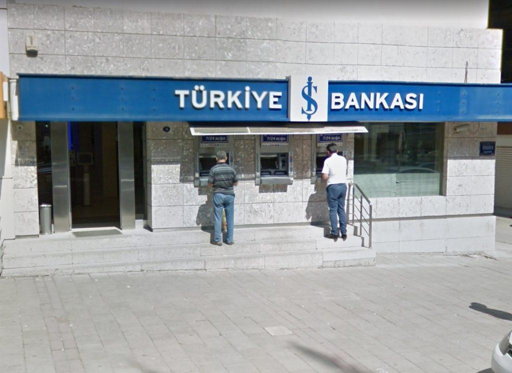 iş bankası gaziemir