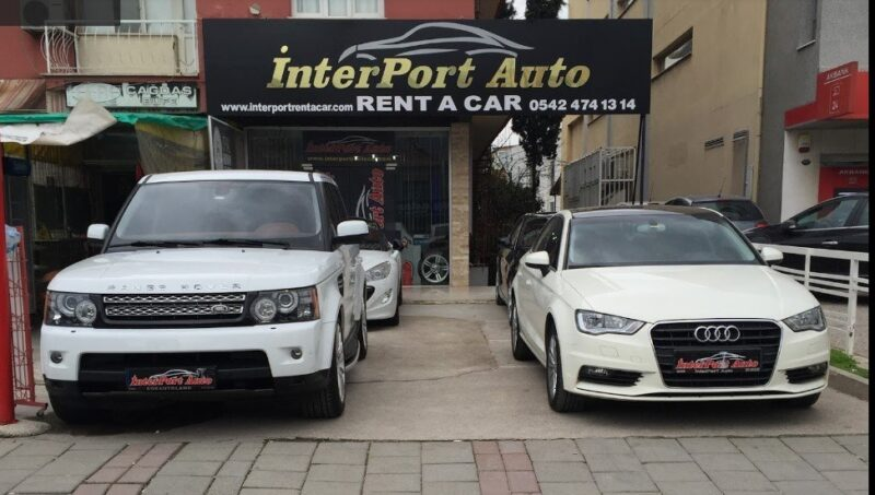 interport rent a car
