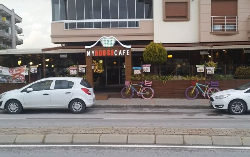 my house cafe