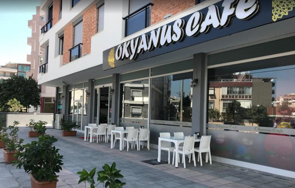 gaziemir okyanus cafe