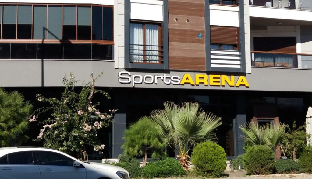 gaziemir sports arena