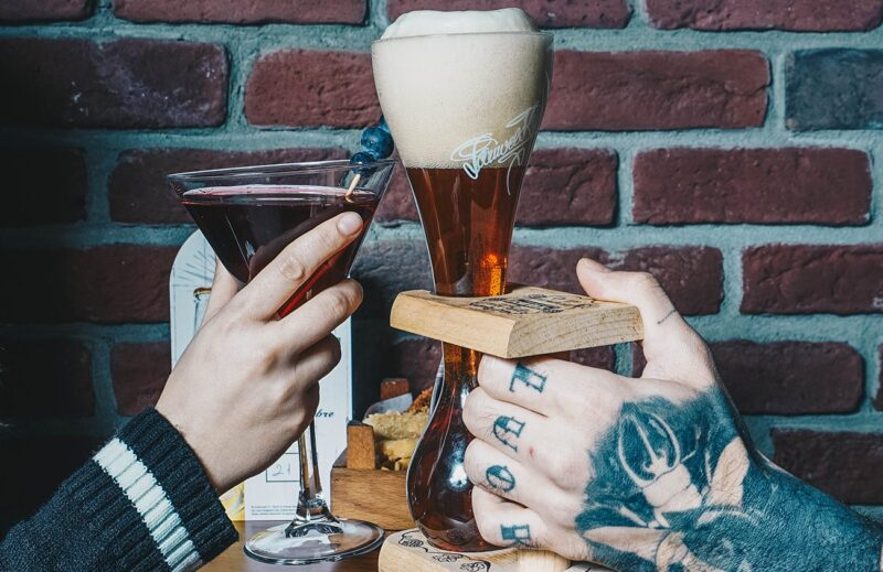 gaziemir içkili mekanlar