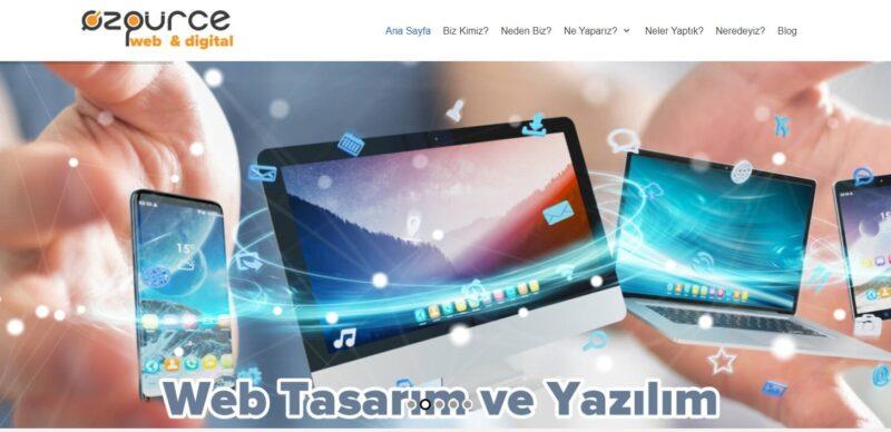 özgürce web tasarım