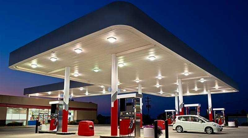 gaziemir benzin istasyonu