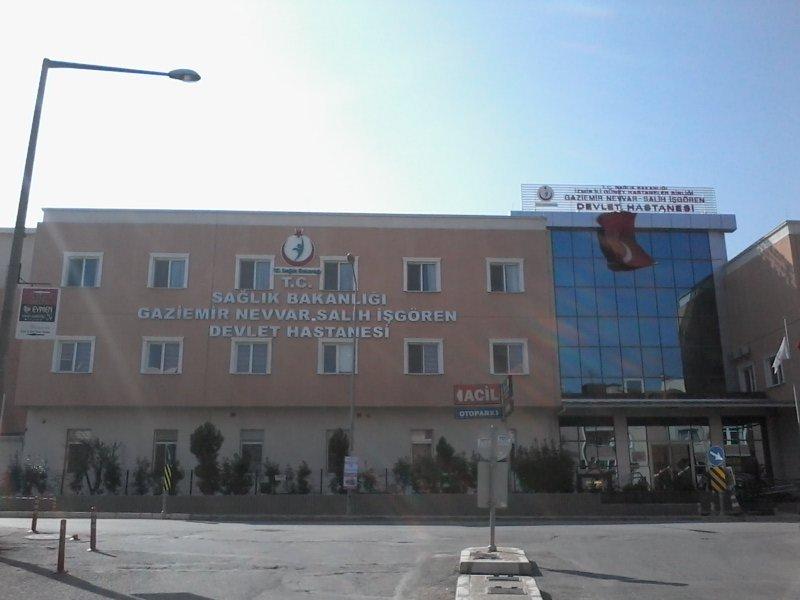 gaziemir devlet hastanesi