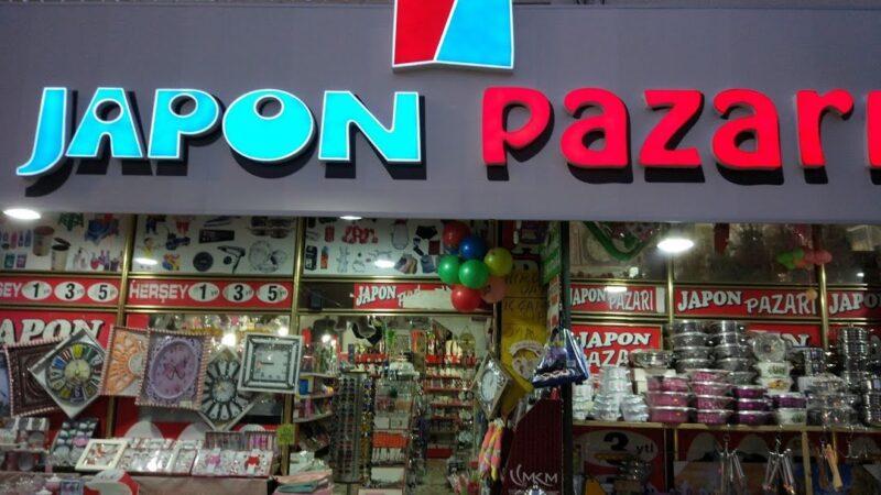 gaziemir japon pazarı