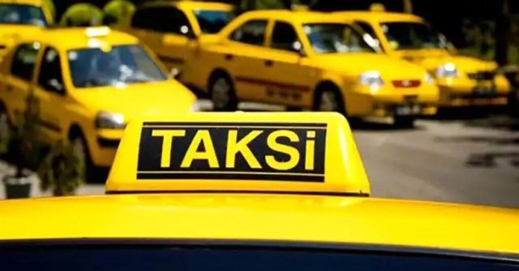 gaziemir taksi durakları