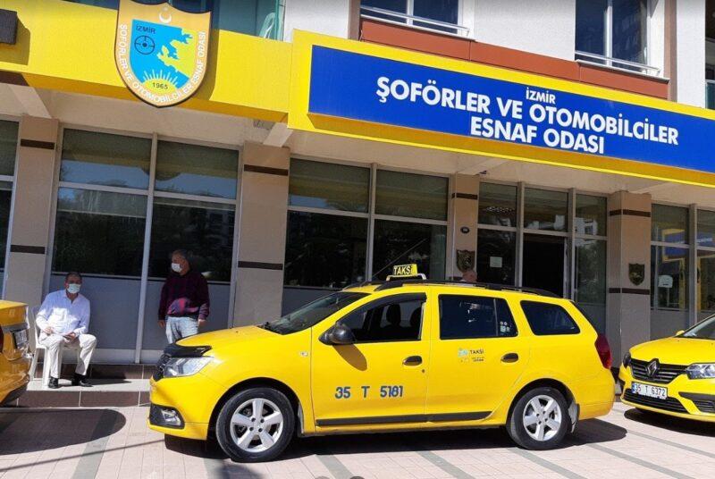 izmir taksiciler odası