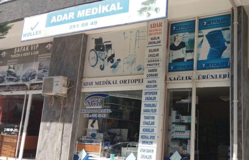 adar medikal gaziemir