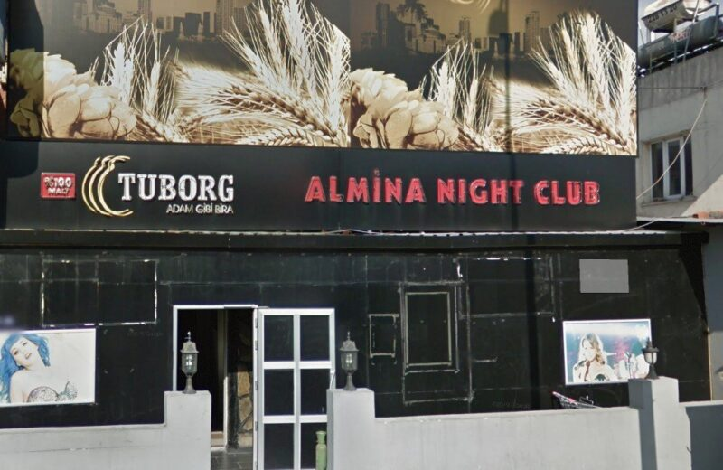 Almina Night Club