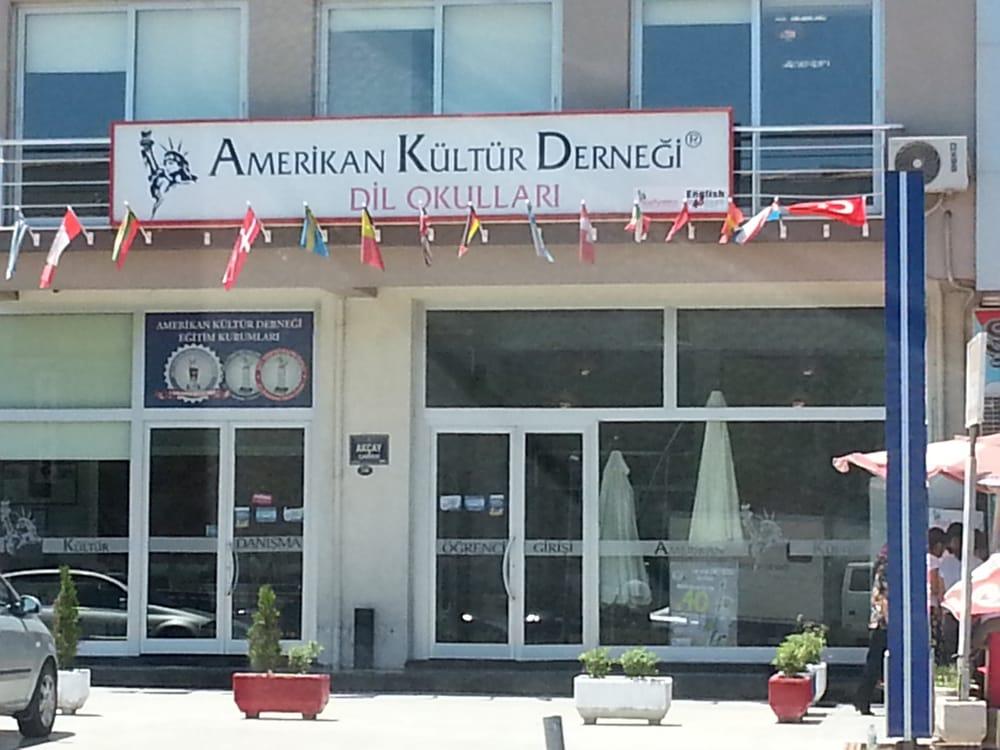 Amerikan Kültür Gaziemir