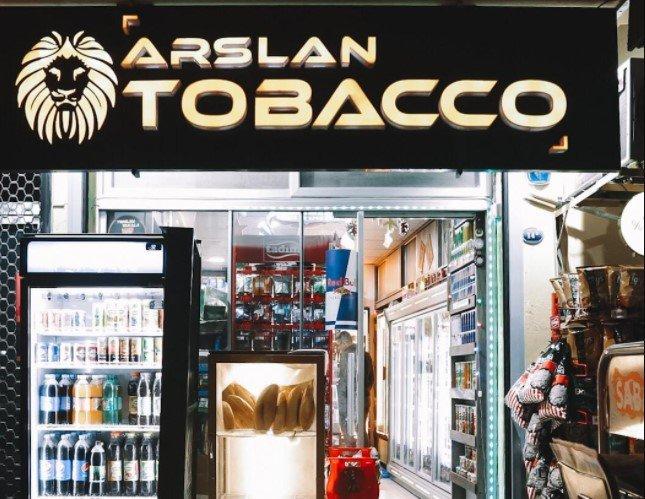 Arslan Tobacco Shop