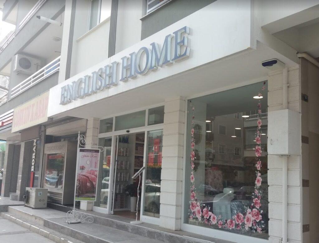 gaziemir english home