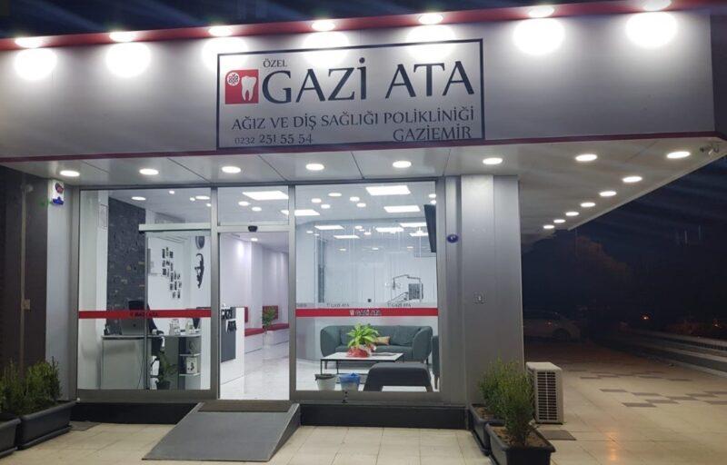 Özel Gazi Ata Ağız ve Diş Sağlığı Polikliniği Gaziemir