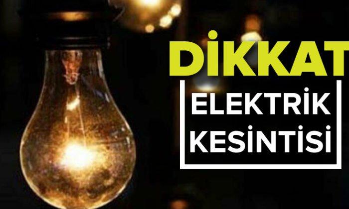 gaziemir elektrik kesintisi