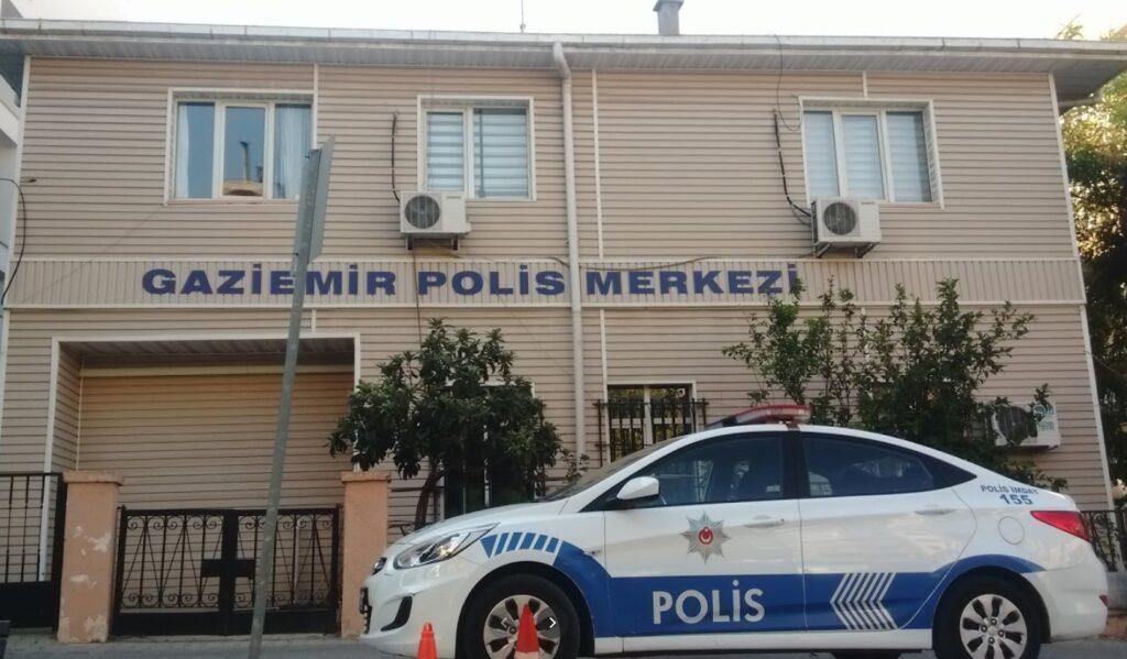 gaziemir polis karakolu