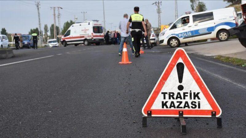 gaziemir trafik kazası