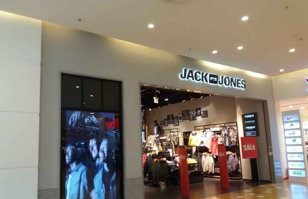 jack jones gaziemir
