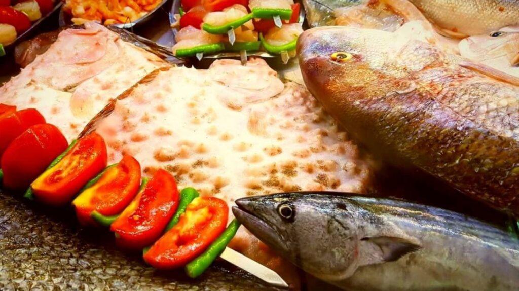 Kordon Balık Pişiricisi Gaziemir