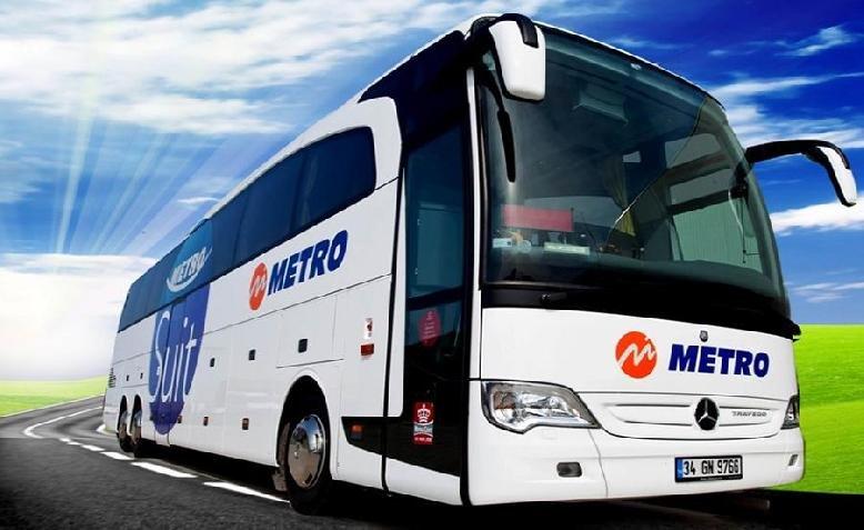 metro turizm gaziemir