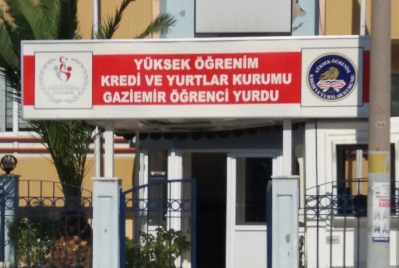 Yüksek Öğrenim Kredi ve Yurtlar Kurumu Gaziemir Öğrenci Yurdu