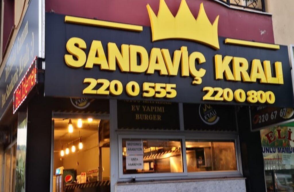 Sandaviç Kralı