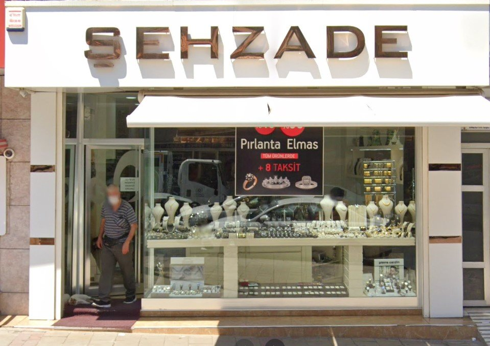 Şehzade Kuyumculuk Gaziemir