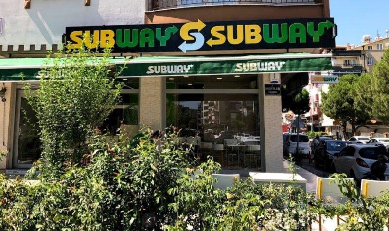 subway gaziemir