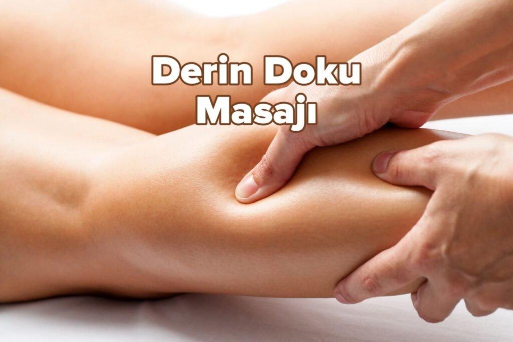derin doku masajı