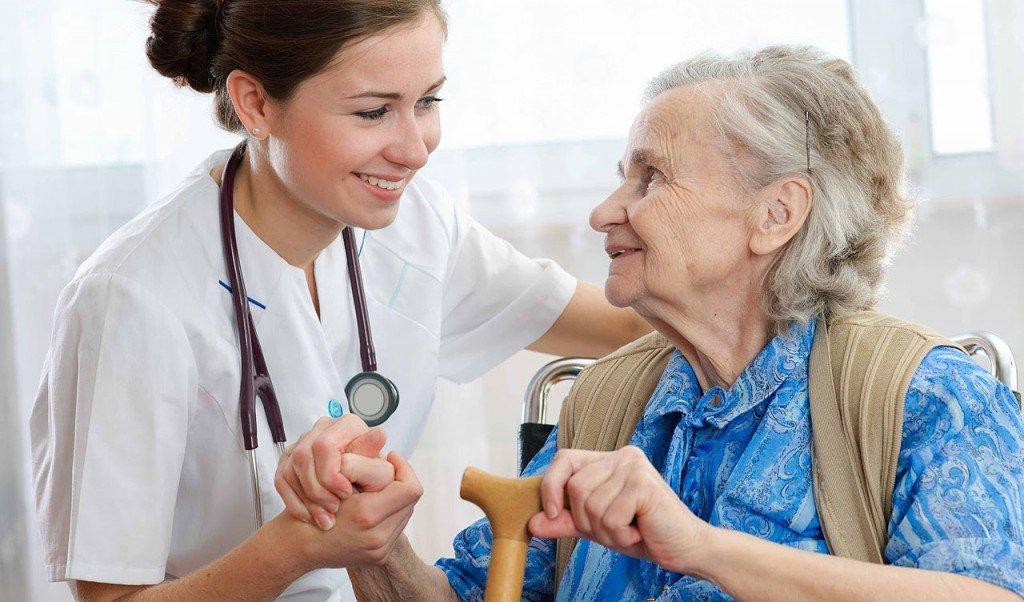 geriatrik masaj