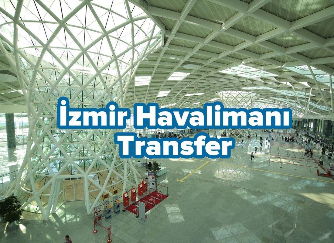 izmir havalimanı ucuz transfer
