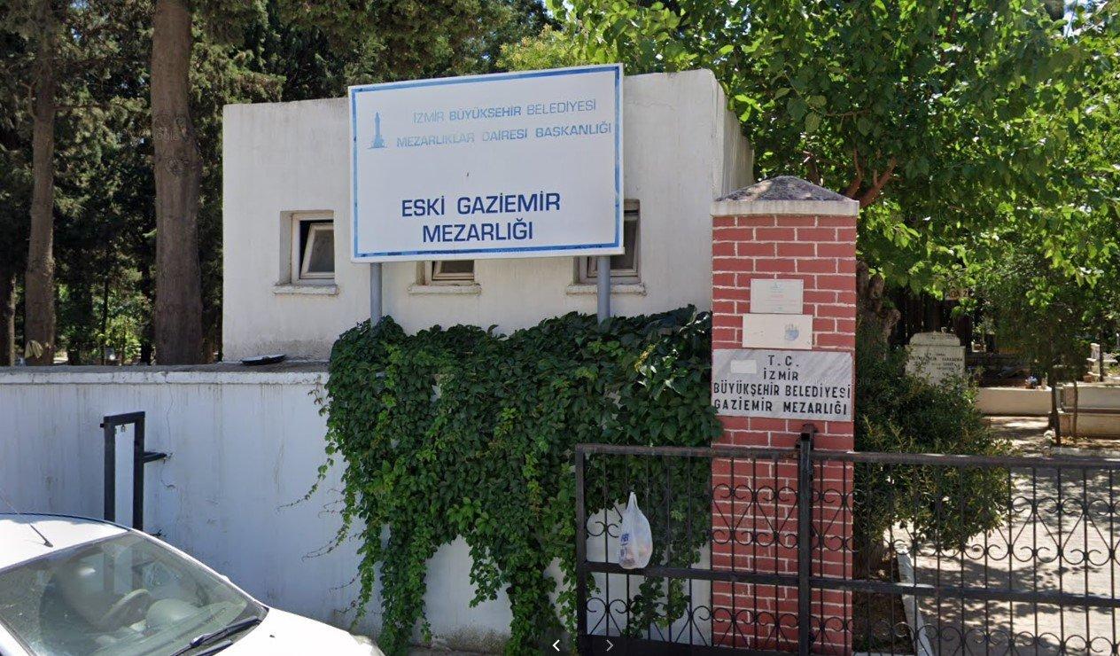 gaziemir mezarlığı