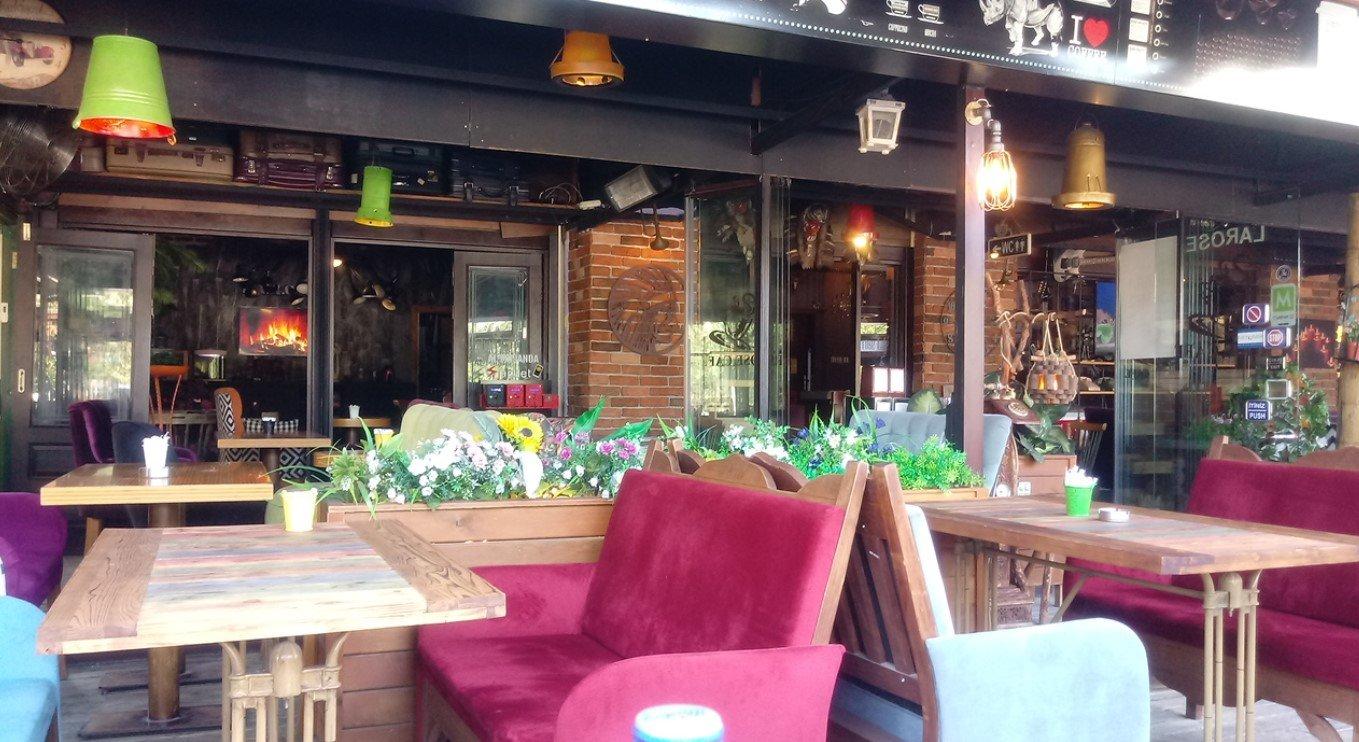 rose cafe gaziemir