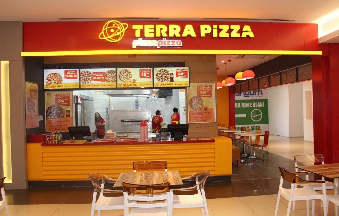 terra pizza gaziemir