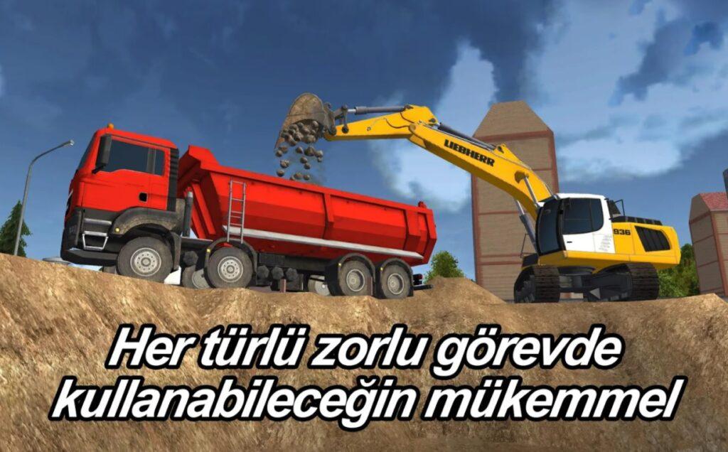 inşaat simülatör