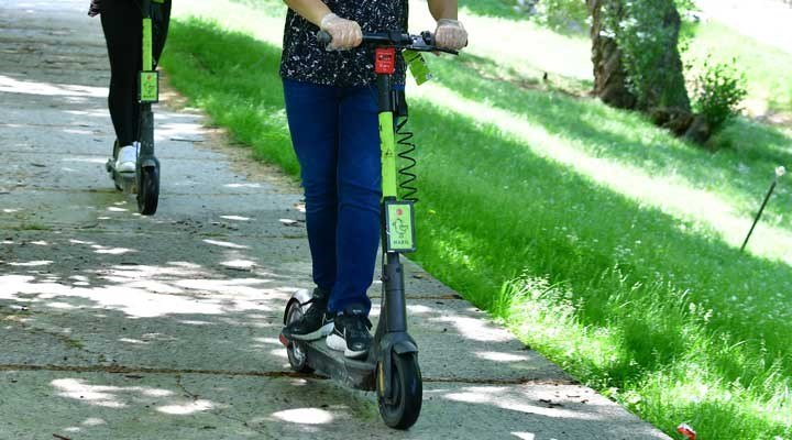 martı scooter izmir